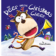 Buy The Deer and The Christmas Cheer Children's Book Online at johnlewis.com