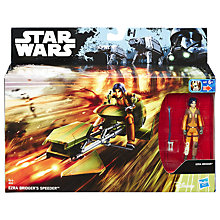 Buy Star Wars Rebels Ezra Bridger's Speeder Online at johnlewis.com