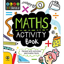 Buy Stem Starters for Kids Maths Activity Book Online at johnlewis.com