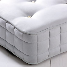 Buy John Lewis 1800 Ortho Pocket Spring Mattress, Single Online at johnlewis.com