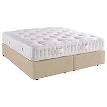 Buy Vispring Special Hanbury Divan Base and Mattress Set, Super King Size Online at johnlewis.com
