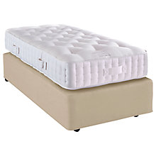 Buy Vispring Special Salcombe Divan Base and Mattress Set, Single Online at johnlewis.com
