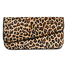 Buy Hobbs Hair Kew Clutch Bag Online at johnlewis.com