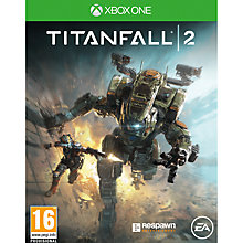 Buy Titanfall 2, Xbox Online at johnlewis.com