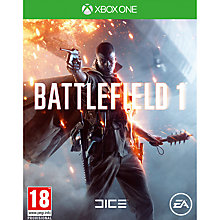 Buy Battlefield 1, Xbox Online at johnlewis.com