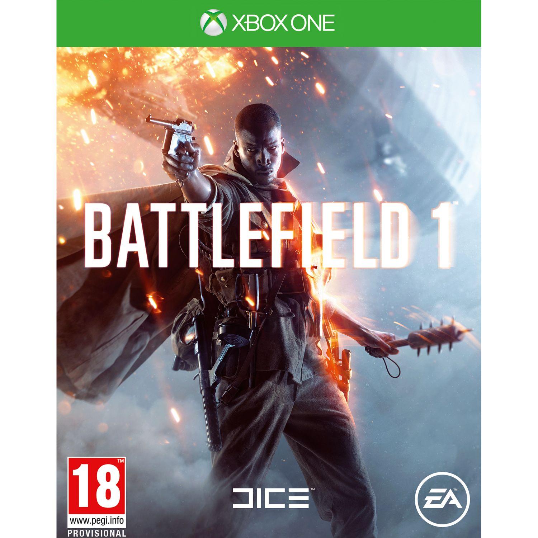 Microsoft Battlefield 1, Xbox