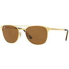 Buy Ray-Ban RB3429M Square Sunglasses Online at johnlewis.com