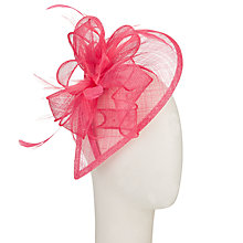 Buy John Lewis Teardrop and Feathers Fascinator Online at johnlewis.com