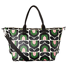 Buy Orla Kiely Striple Tulip Print Holdall Online at johnlewis.com