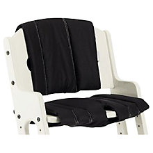 Buy BabyDan Danchair Cushion, Black Online at johnlewis.com