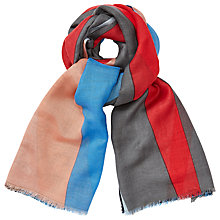 Buy Becksondergaard Edison Scarf, Multi Online at johnlewis.com