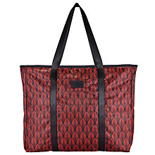 Buy Becksondergaard Relyea Kastler Tote Bag, Brick Red Online at johnlewis.com