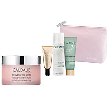 Buy Caudalie Resveratrol Lift Night Infusion Cream with Gift Online at johnlewis.com