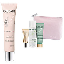 Buy Caudalie Resveratrol Lift Face Lifting Moisturiser with Gift Online at johnlewis.com