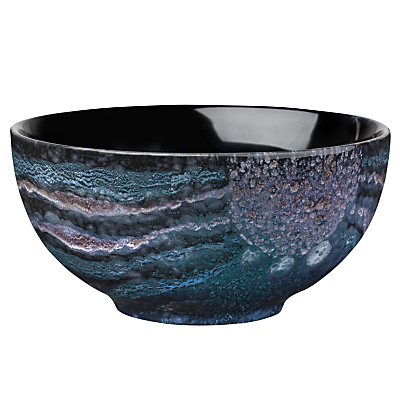 Image of Poole Pottery Celestial Decorative Bowl, Dia.16cm