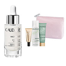 Buy Caudalie Vinoperfect Radiance Serum with Gift Online at johnlewis.com