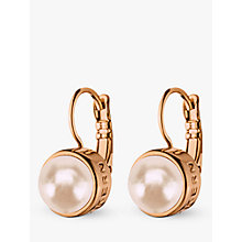 Buy Dyrberg/Kern French Hook Faux Pearl Drop Earrings Online at johnlewis.com