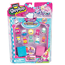 Buy Shopkins Chef Club Season 6 Shopkins, Pack of 12 Online at johnlewis.com