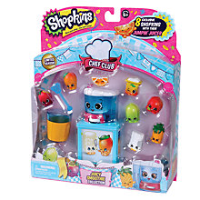 Buy Shopkins Chef Club Juicy Smooth Collection Online at johnlewis.com