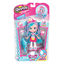 Buy Shopkins Shoppies Chef Club Jessicake Pack Online at johnlewis.com