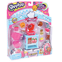 Buy Shopkins Chef Club Hot Waffle Collection Online at johnlewis.com