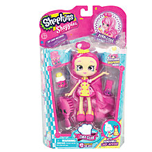 Buy Shopkins Shoppies Chef Club Bubbleisha Pack Online at johnlewis.com