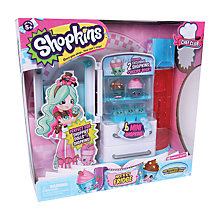 Buy Shopkins Chef Club Nice 'N' Icy Fridge Collection Online at johnlewis.com