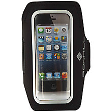 Buy Ronhill Smartphone Armband, One Size, Black Online at johnlewis.com