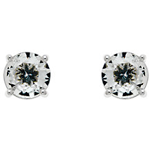 Buy Monet Small Glass Crystal Stud Earrings Online at johnlewis.com
