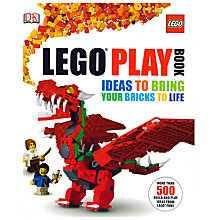 Buy LEGO Play Book Online at johnlewis.com