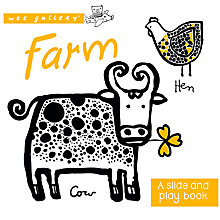 Buy Wee Gallery Farm Children's Book Online at johnlewis.com