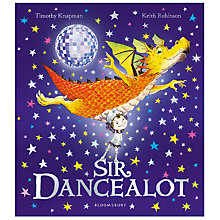 Buy Sir Dancealot Children's Book Online at johnlewis.com