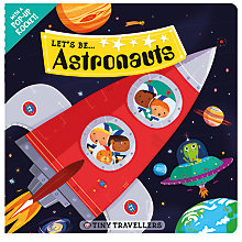 Buy Let's Be Astronauts Children's Book Online at johnlewis.com