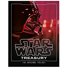Buy Star Wars Treasury Book Online at johnlewis.com