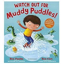 Buy Watch Out For Muddy Puddles! Children's Book Online at johnlewis.com