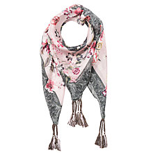 Buy Gerard Darel Lily Scarf, Light Pink Online at johnlewis.com