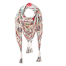 Buy Gerard Darel Frida Scarf, Multi Online at johnlewis.com
