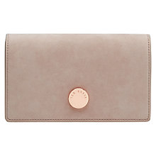 Buy Ted Baker Lolani Suede Front Across Body Bag Online at johnlewis.com