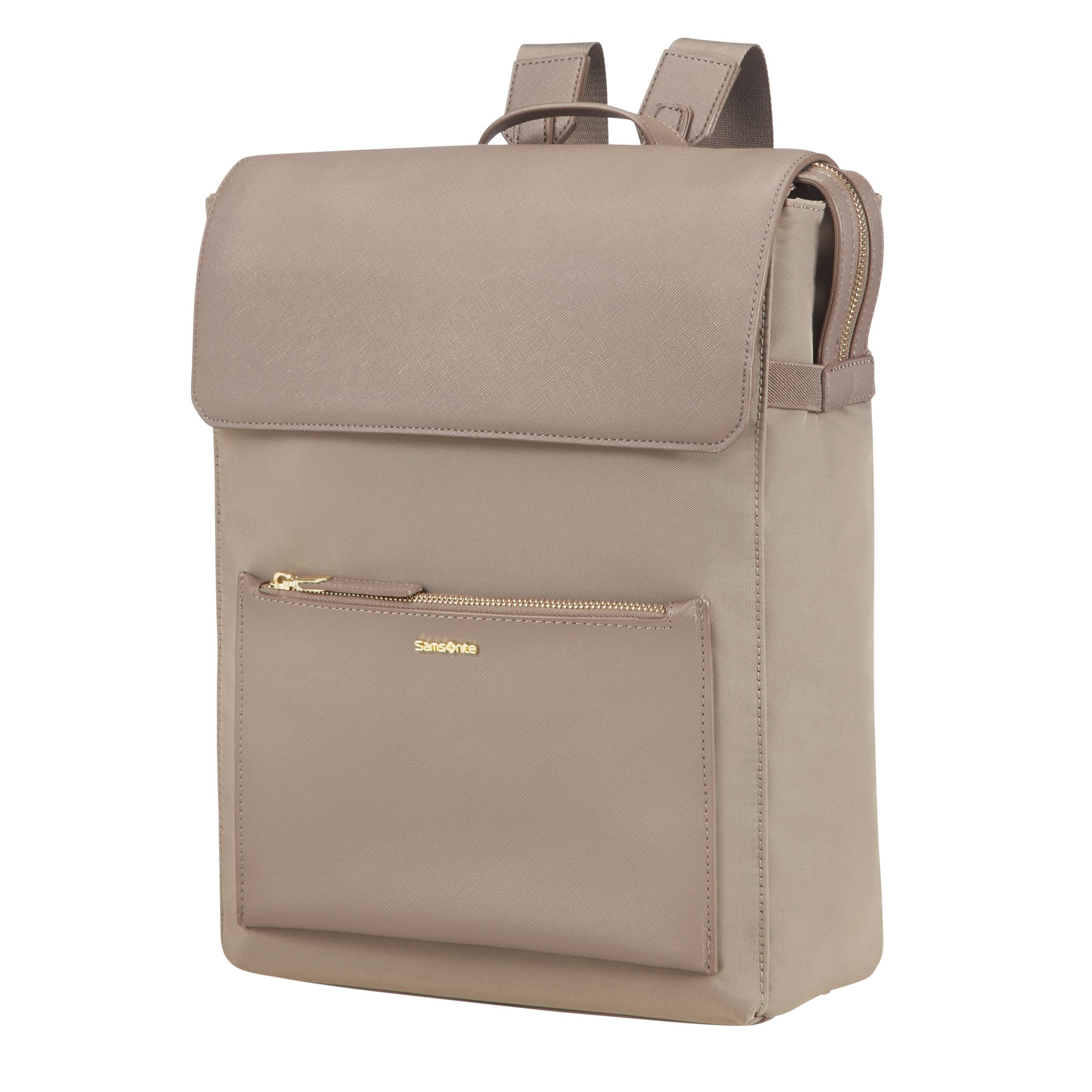 Samsonite Samonsite W Zalia Rangle 14.1 Backpack, Beige