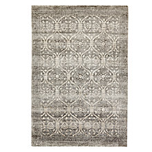 Buy Ramezani Samarkand Rug, L238 x W167cm, Steel Online at johnlewis.com