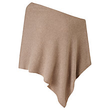 Buy John Lewis Luxury Cashmere Poncho Online at johnlewis.com