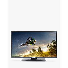 "Buy Linsar 32LED800 LED HD Ready 720p Smart TV/DVD Combi, 32"" with Built-In Wi-Fi, Freeview HD & Freeview Play Online at johnlewis.com"
