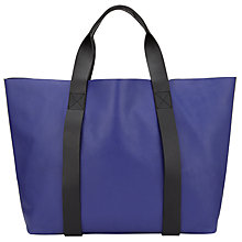 Buy Kin by John Lewis Fia Leather Tote Bag, Multi Online at johnlewis.com