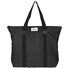 Buy Et DAY Birger et Mikkelsen Flower Quilt Tote Bag, Black Online at johnlewis.com
