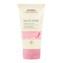 Buy AVEDA Breast Cancer Awareness Limited Edition Hand Relief™, 150ml Online at johnlewis.com