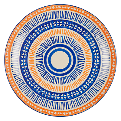 Image of Pols Potten Dakara 'Festini' 31cm Platter
