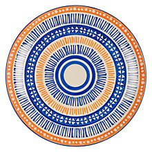 Buy Pols Potten Dakara 'Festini' 31cm Platter Online at johnlewis.com