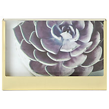 "Buy Umbra Acrylic Landscape Photo Frame, 4 x 6"", Brass Online at johnlewis.com"