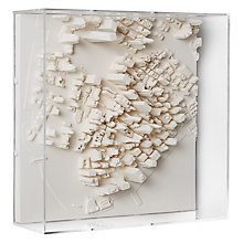 Buy Chisel & Mouse New York Skyline Sculpture Online at johnlewis.com