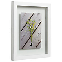 "Buy Umbra Floating Photo Frame, 5 x 7"" Online at johnlewis.com"